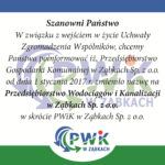 PWiK w Ząbkach Sp. z o.o.
